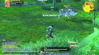FFXIV Level 40 Leve Reforesting Nine Ivies ★ - 35 Lancer 44 Physical Level