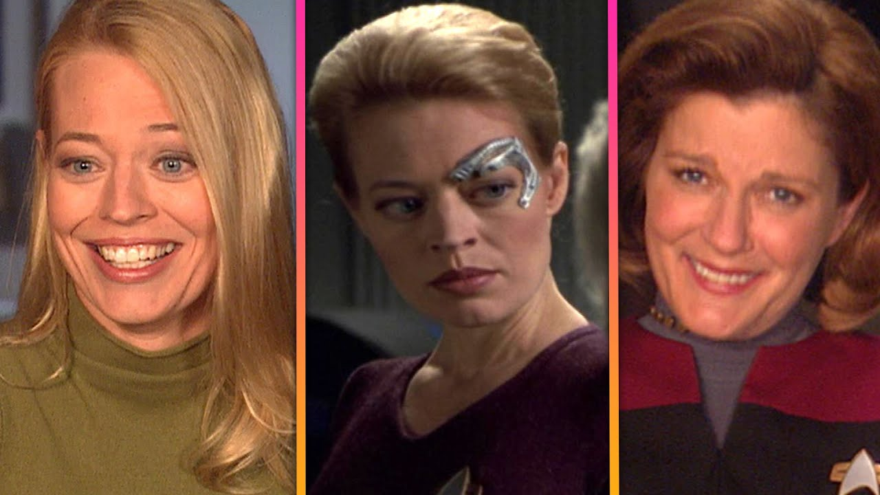 Download Star Trek's Jeri Ryan Gives RARE INTERVIEW About Seven's Uniform