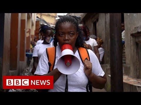 Maid in Lebanon: 'My employer treats me like a slave' - BBC News