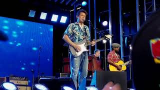 John Mayer - Slow Dancing In A Burning Room - Live on Jimmy Kimmel