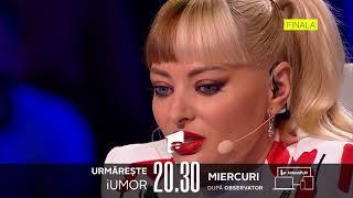 Ghicitori pentru jurați în Marea Finală? Nu rata iUmor, miercuri, 20.30, la Antena 1!
