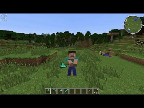 [Minecraft] Обзор модов - 4 - Mo' Bends, Lantern