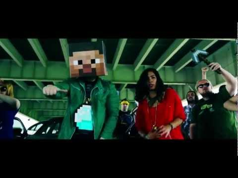 I Came to Dig (MINECRAFT RAP) Official Music Video - TryHardNinja Ft CaptainSparklez