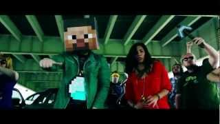 Repeat youtube video I Came to Dig (MINECRAFT RAP) Official Music Video - TryHardNinja Ft CaptainSparklez