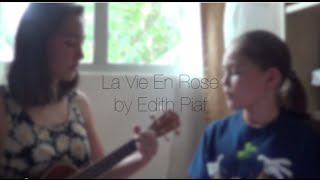 La Vie En Rose by Edith Piaf | Cover by Liang Lawrence ft. Xing xing