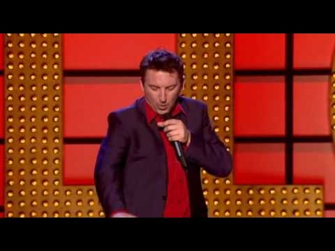 Lee Mack - South African Accent