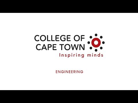 Engineering COLLEGE OF CAPE TOWN