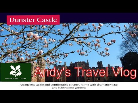 Andy's National Trust Travel Blogs: Dunster Castle, North Somerset