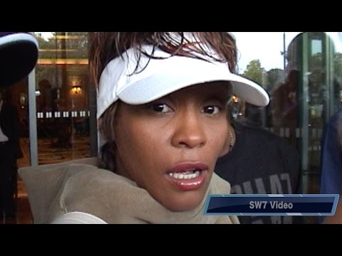 Whitney Houston Bobby Brown In London 2004 Youtube