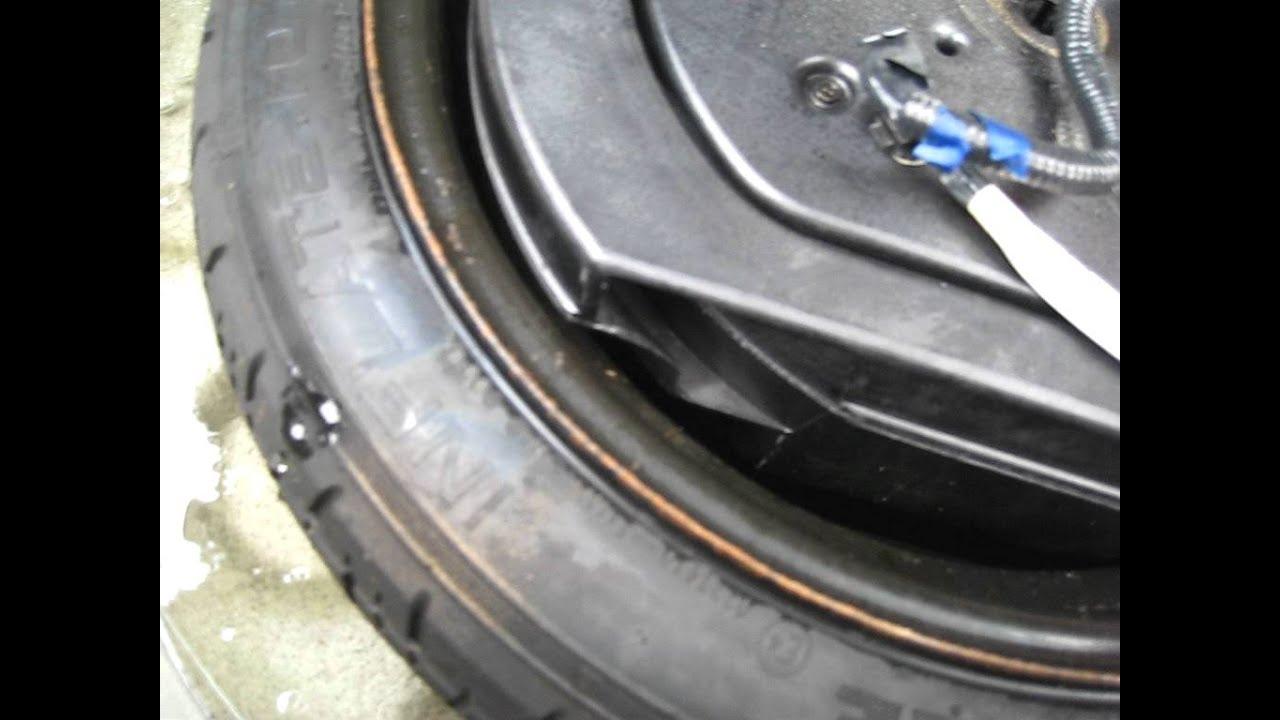My Salt Lamp Keeps Leaking : Mazda 6 trunk leak - YouTube