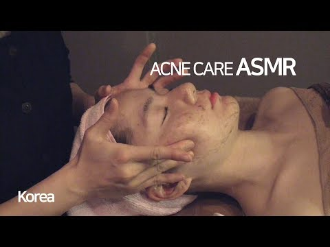 [NiceLife]Acne Care ASMR 실제 트러블 관리! 멋진인생 에스테틱 피부관리/스킨케어