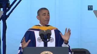 President Obama Delivers the Commencement Address at Howard University [Full Speech]