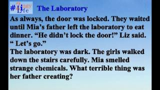 Short Story - The Laboratory