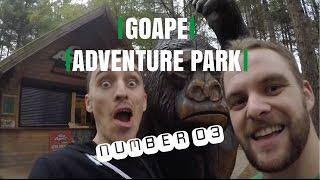 Vlog 03 GoApe, Treetop Adventure