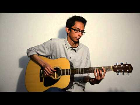Bee Gees - Too Much Heaven Cover by Alvin Dewayana