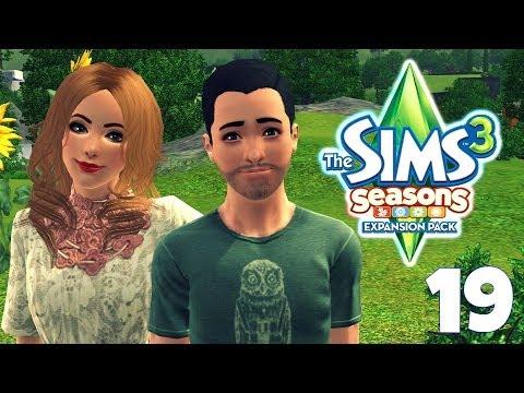 Let's Play: The Sims 3 Seasons (PART 19) - 'Jay's Birthday'  