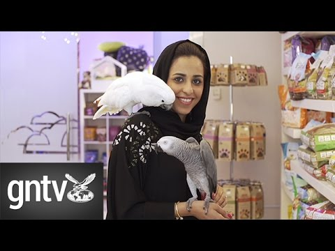 Meet an Emirati entrepreneur who made helping animals her business