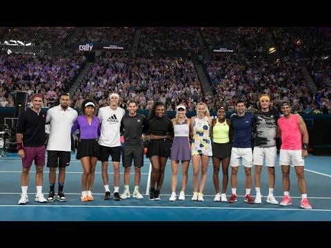 Rally For Relief | Australian Open 2020