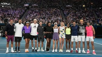 Federer, Kyrgios & more star in Rally for Relief | Australian Open 2020