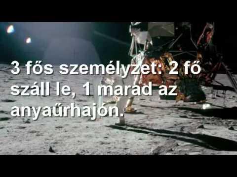 Első lépés a Holdon