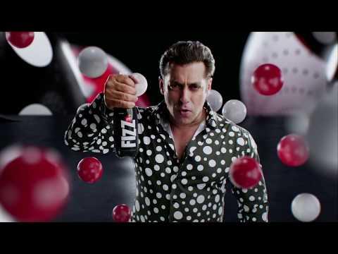 Appy Fizz 2018 TVC with Salman Khan