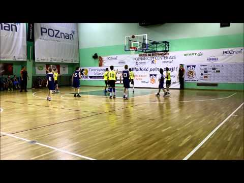 U13 Pyra Poznań vs Biofarm Basket Junior, 6 02 2015, Poznań, Greater Poland