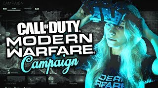 MODERN WARFARE CAMPAIGN FUNNY MOMENTS + HIGHLIGHTS (Full Playthrough In Description)