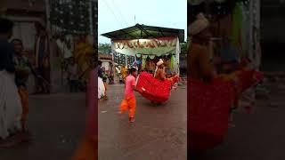 Jawara visarjan lachhanpur chowk kerajhariya champa