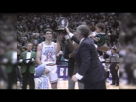 1993 All Star Weekend in Salt Lake City