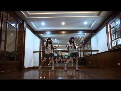 Apink-Mr.Chu by Sandy&Mandy  (cover)