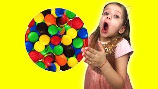 Вредные сладости!  Награда за хорошее поведение! Интересные смешные истории для детей