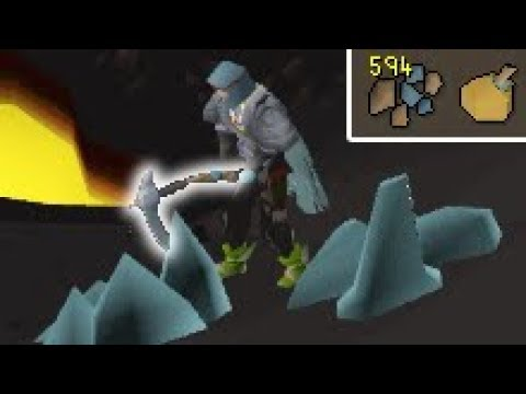 How Much PROFIT Mining Wilderness Rune Rocks?