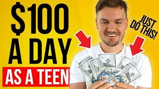 How to make money as a teenager 2020. welcome this best ways teen video. video shows teenagers in vid...