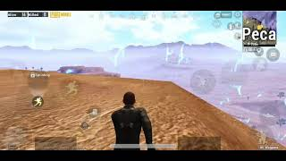 Suicide attempt, Jumping from the highest point in Miramar PUBG Mobile