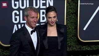 Gal Gadot - Golden Globes 2018 - Red Carpet