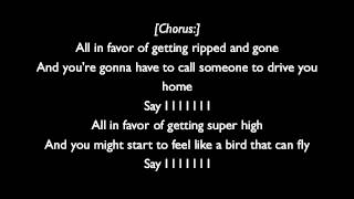 Say I (HQ) By E40 & Too $hort Ft. Wiz Khalifa w/ Lyrics