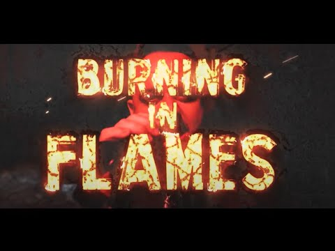 """EVIL HUNTER - Burning in Flames (CONFIDENTIAL Preview - Official Video New Album """"Lockdown"""" Dec2020)"""