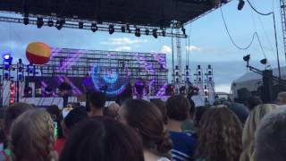 MercyMe-Shake & Move (Live @ Lifest 2016)