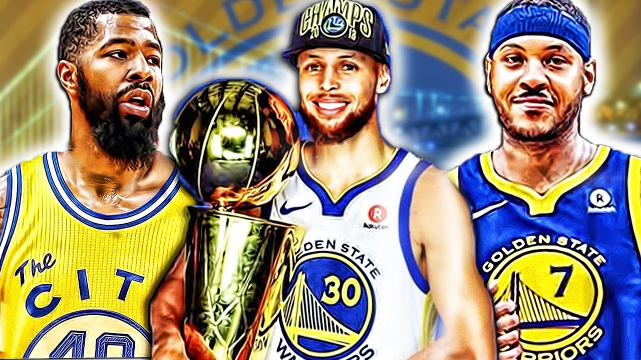 official photos f9473 66c40 NBA: Are the Warriors Still a Favorite in the Western ...