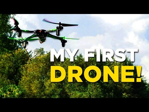My First Time Flying a Drone and Tips for Drone Beginners