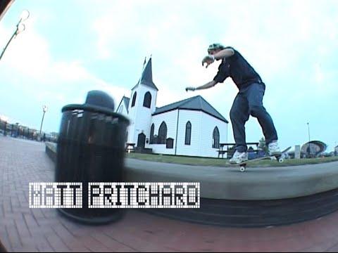 Skate Crates  Matthew 'Dykey' Ryan tapes  Pritchard vs Dainton Vol. 1