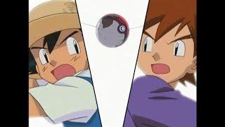 Pokémon - Ash Vs Gary (Disputa pela Pokébola)