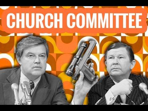 Church Committee: CIA & the Media (Operation Mockingbird) (B1.10)