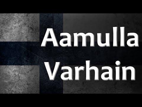 Finnish Folk Song - Aamulla Varhain