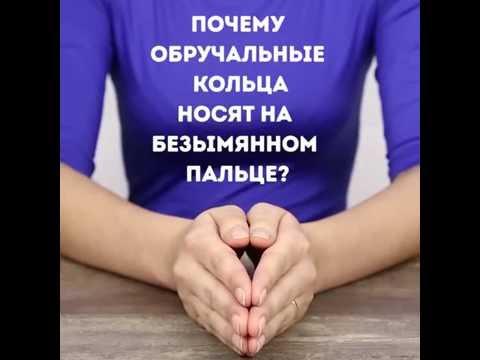 Обручальное кольцо - на какой руке носят? -