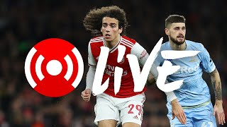 Arsenal 1-0 Leeds United | FA Cup | Arsenal Nation Live