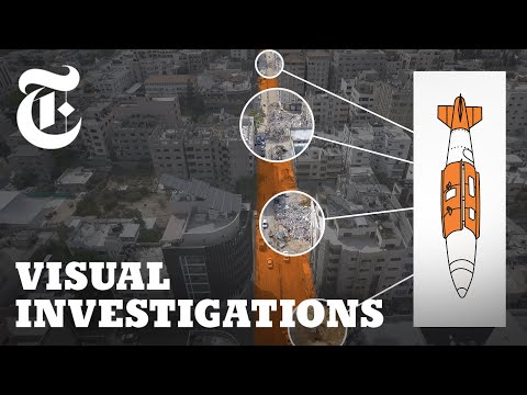 Gaza's Deadly Night: How Israeli Airstrikes Killed 44 People   Visual Investigations