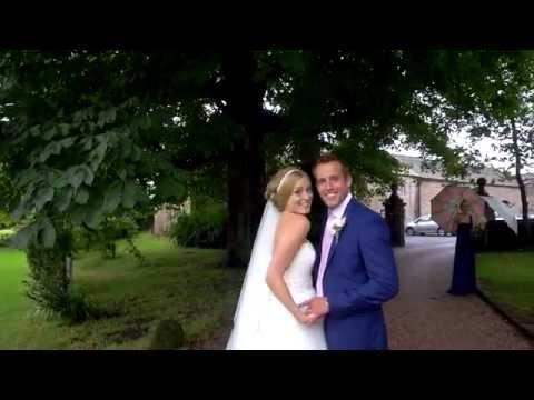 Browsholme Hall Wedding - Amy+Adam