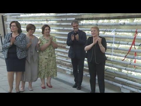 Inauguran en Chile el memorial al general Prats y su esposa asesinados en 1974