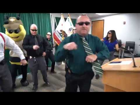 Tulare County Sheriff's Office Lip Sync Battle
